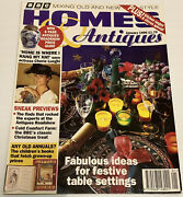 Bbc Homes And Antiques Magazine Uk Edition January 1995 Roadshow Price Guide
