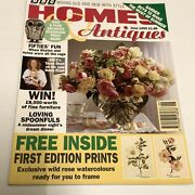 Bbc Homes And Antiques Magazine Uk Edition June 1995 Roadshow Price Guide