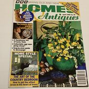 Bbc Homes And Antiques Magazine Uk Edition April 1995 Roadshow Price Guide