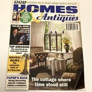 Bbc Homes And Antiques Magazine Uk Edition March 1995 Roadshow Price Guide