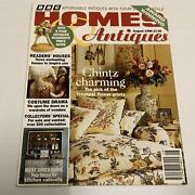 Bbc Homes And Antiques Magazine Uk Edition August 1996 Roadshow Price Guide
