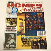 Bbc Homes And Antiques Magazine Uk Edition February 1995 Roadshow Price Guide