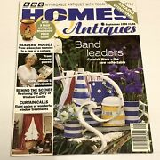 Bbc Homes And Antiques Magazine Uk Edition September 1996 Roadshow Price Guide