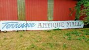 Tennessee Antique Mall Huge Sign 40 Feet From Iconic Location In Nashville