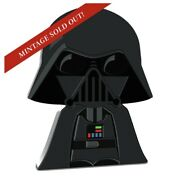 Darth Vader Star Wars Chibi 1 Oz Silver Coin Sold Out At Mint In Hand