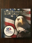 2006 D Nebraska Us Mint 50 State Quarters Collection - 37th State