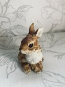 Lovely Vintage Kaiser Rabbit W.germany Brown Collectable Bunny