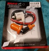 Kosoand039s Racing High Voltage Ignition Coil For Scooter Dio50 Zx50 Gy6 50 Gy6 125