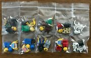 Lego Lot Of All 10 Minifigures Only From 21322 Pirates Of Barracuda Bay Ideas
