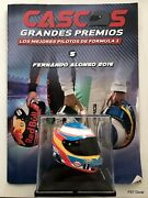 Fernando Alonso 2016 Helmet Collection 1/5 New Sealed Discontinued