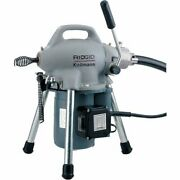 Ridgid K-50-6 Sectional Drain Cleaner Mach For 1-1/4 In. To 4 Offers Considered