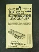 Kadee O Scale 311 Delayed Magne-matic Uncoupler - Mip