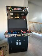 4 Player Custom Full Size Arcade Machine With 3200 Games Built In