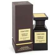 Tom Ford Vanille Fatale Unisex 1.6/1.7 Oz 50 Ml Edp Spray New And Sealed
