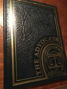 1993 Ole Miss University Of Mississippi School Of Law Yearbook Annual