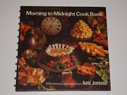 Vintage Morning To Midnight Cookbook 340 Unexpected Treats From Aunt Jemima
