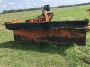 Monroe Snow Plow With Mount