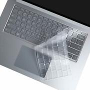 Ultra Thin Protective Skin Tpu Keyboard Cover For Microsoft Surface 2 3 Pro 3 4