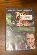 Pit And The Pendulum/tales Of Terror Dvd, 2012, 2-disc Set