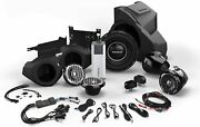 Rockford Fosgate Rzr14rc-stage5 For Ride Command Interface1000 Watt Stereo Kit