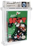 Spot The Video Game Wata 9.6 A++ Sealed Atwood Collection Nes Arcadia 🔥 1990