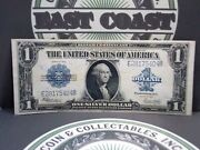 1923 1 Silver Certificate Fr237 5 East Coast Coin And Collectables Inc.