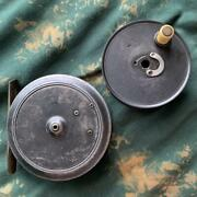 1808 Hardy Vintage Fly Fishin Reel Uniqua Reel 3 1/8 In Good Condition