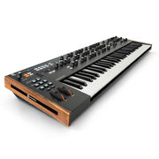 Novation Summit Synth Two-part 16-voice 61-key Polyphonic Studio Synthesiser
