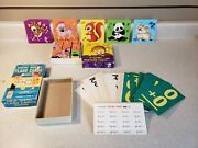 Vintage Lot Flash Cards And Photo Cube Animals Like A Wood Block Multi Puzzle