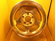 Amc Aluminum Road Wheel Used Cleaned And Face Polished 14x 6andnbsp One 1