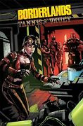 Borderlands V 3 Tannis And The Vault Graphic Novel Trade Paperback Idw New Book