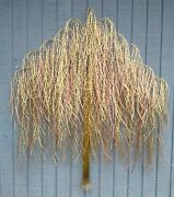 Copper And Brass Willow Tree Metal Wall Art Sculpture New Extra Large 45x40x4