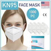 Kn95 Face Mask 1000 Piece Protective Respirator Covers Mouth And Nose