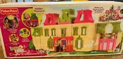 New Fisher-price Dream Dollhouse 2012 Sealed