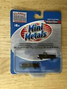 Mini Metals N Scale 1160 1954 Ford F-350 Pick Up Pennsylvania Rr 2 Pack New