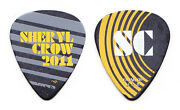 Sheryl Crow Signature Concert-used Guitar Pick 2011 100 Miles From Memphis Tour