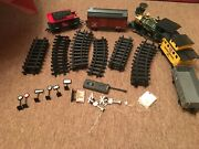 Scientific Toys Pennsylvania 9714 G Scale Train Set Cars And Track