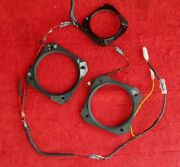 Used 28 Volt Set Of 3 Instrument Light Rings - Wired
