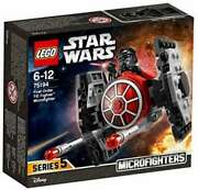 Newlego Star Wars First Order Tie Fighter ™ Micro Fighter 75194 From Japan