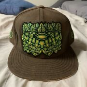 Artificial Intelligence Ai Apparel Earth Element Fitted Hat Size 7 3/4
