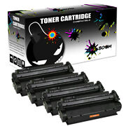 4 Toner Cartridge Replace For Hp Q2613x 4000 Pages Laserjet 1300 1300n 1300xi