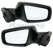 10-12 Lacrosse And Allure Rear View Door Mirror Assembly Power Heated Set Pair