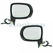 For 10-12 Rx350/rx450h Japan Built Rear View Door Mirror Power Heated Set Pair