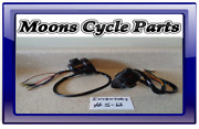 Nos 1973 Yamaha Rd-350 Rd-250 Early Style Original Left And Right Bar Switch Set