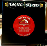 Classic Records 10xlps Box Rca Living Stereo Deluxe 1s Edition No. 0016 Sealed