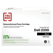 Staples Remanufactured Black Toner Cartridge Dell 2330 High Yield 328367