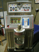 Jennings Tic Tac Toe 25 Cent Slot Machine Lighted With Stand