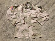 1st Armored 3rd Infantry Division 1994 Us Army Dcu Jacket Small Short 24