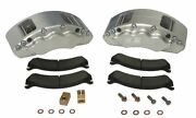 05-12 Ford F-250/350/excrsn Ssbc Quick Change 6 Piston Front Caliper Kit Clear