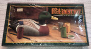 Vintage Sealed Nos 1983 Stoney Point Do-a-duck Wood Decoy Paint Kit Complete Usa